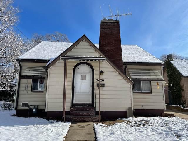 2420 S Tyler Ave E, Ogden, UT 84401 (MLS #1726770) :: Summit Sotheby's International Realty