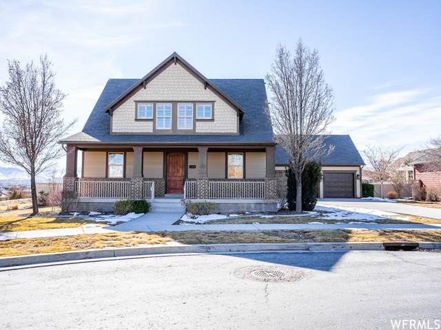 11404 S Overshine Ln W, South Jordan, UT 84009 (#1726776) :: The Lance Group