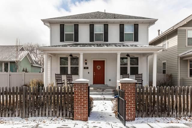 285 N Angel St, Kaysville, UT 84037 (#1726780) :: Berkshire Hathaway HomeServices Elite Real Estate