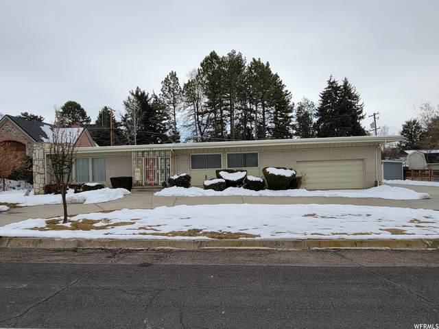 2394 E Lincoln Ln, Salt Lake City, UT 84124 (#1726786) :: Utah Dream Properties