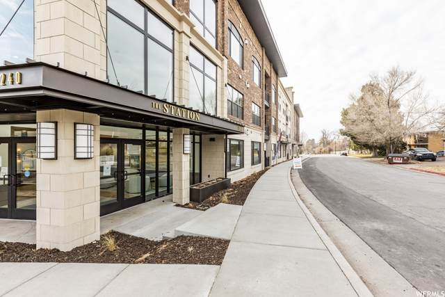 2240 E Laney Ave #104, Salt Lake City, UT 84117 (#1726790) :: McKay Realty