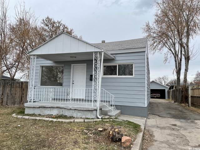 1648 W Indiana Ave, Salt Lake City, UT 84104 (#1726793) :: Red Sign Team