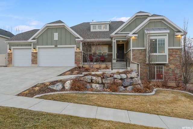 3342 N Redtail Way E, Layton, UT 84040 (#1726841) :: RE/MAX Equity