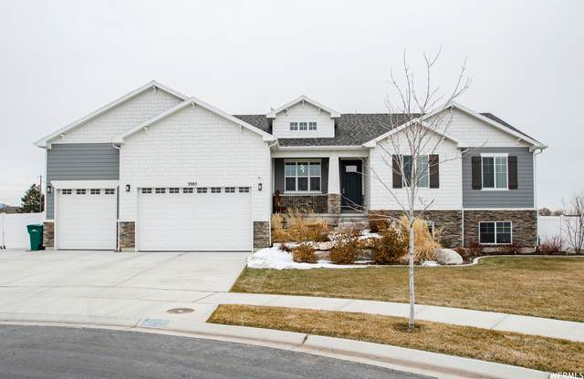 3985 S 5600 W, Hooper, UT 84315 (MLS #1726850) :: Summit Sotheby's International Realty