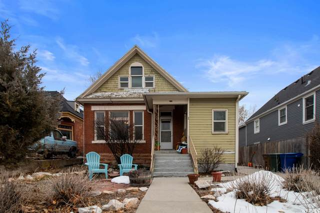 174 N P St E, Salt Lake City, UT 84103 (MLS #1726869) :: Summit Sotheby's International Realty