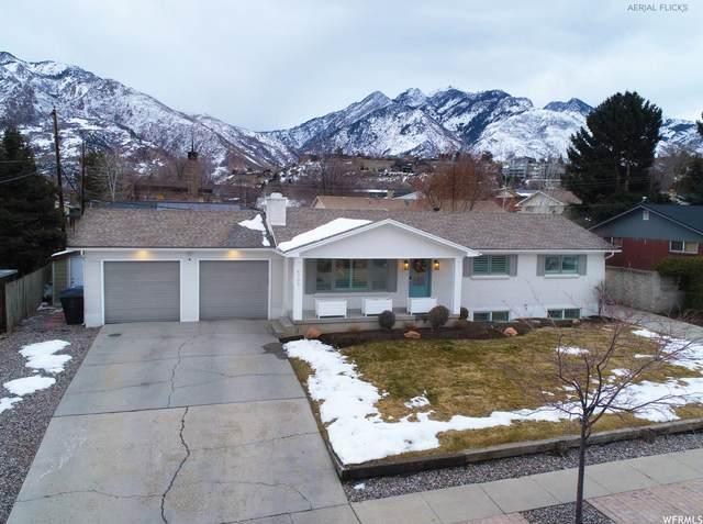 6735 S 2445 E, Cottonwood Heights, UT 84121 (#1726878) :: Bustos Real Estate | Keller Williams Utah Realtors