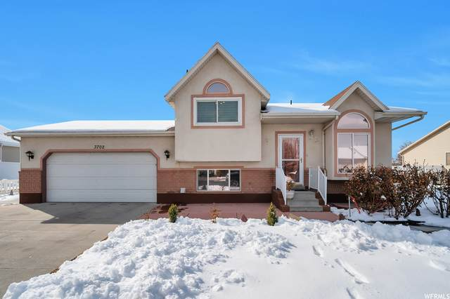 3702 S Hampshire Cir, West Valley City, UT 84119 (#1726885) :: C4 Real Estate Team