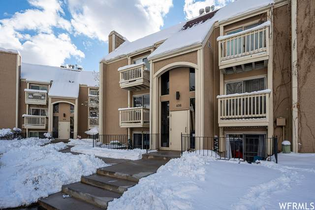 406 E Creekside Cir C, Salt Lake City, UT 84107 (MLS #1726893) :: Summit Sotheby's International Realty