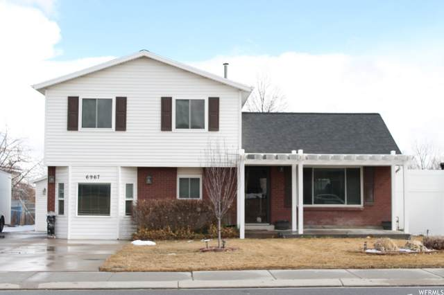 6967 S Beargrass Rd, West Jordan, UT 84081 (#1726912) :: C4 Real Estate Team
