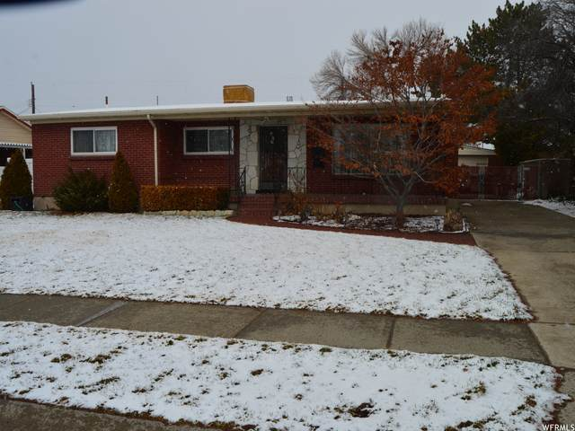 1067 E Luetta Dr S, Salt Lake City, UT 84124 (MLS #1726920) :: Lawson Real Estate Team - Engel & Völkers