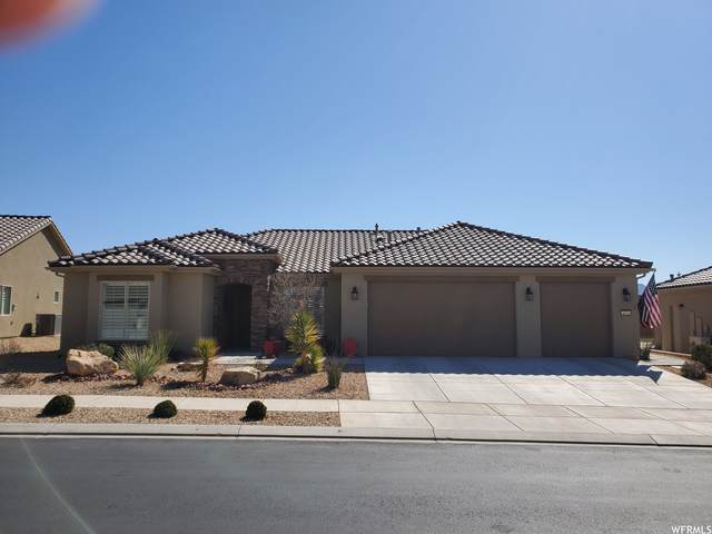 4271 S Painted Finch Dr, St. George, UT 84790 (#1726930) :: Berkshire Hathaway HomeServices Elite Real Estate
