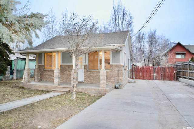 225 S 1600 W, Provo, UT 84601 (MLS #1726936) :: Lookout Real Estate Group