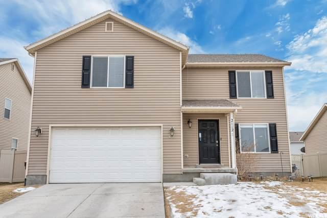 2112 E Cassidy Way, Eagle Mountain, UT 84005 (#1726946) :: Red Sign Team