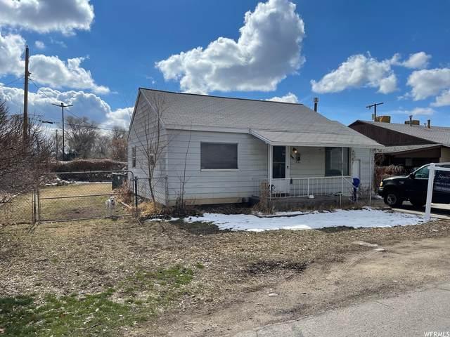 174 E Winslow Ave., Salt Lake City, UT 84115 (#1726947) :: Exit Realty Success
