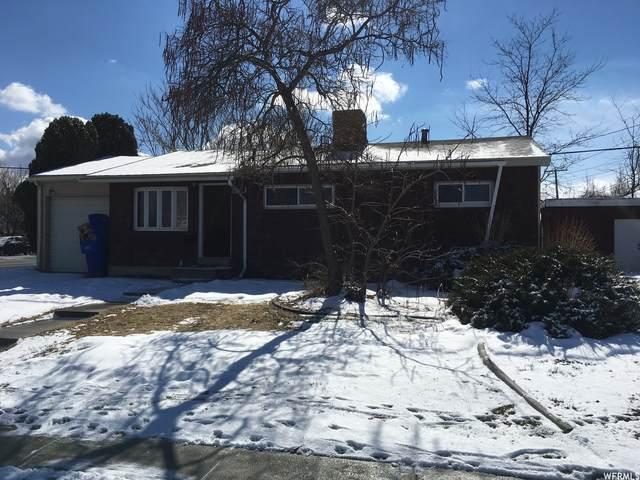 4195 W 4865 S, Salt Lake City, UT 84118 (#1726966) :: C4 Real Estate Team