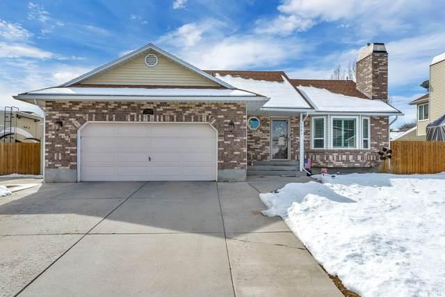 1301 W Morning Oaks Dr, Salt Lake City, UT 84123 (#1726975) :: C4 Real Estate Team