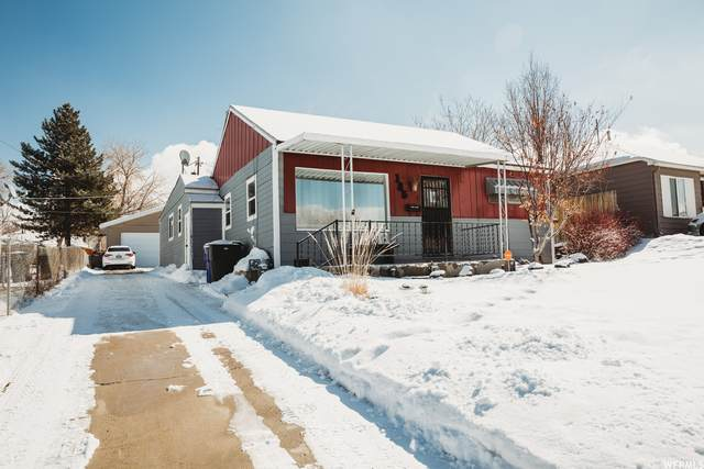 135 S First St E, Tooele, UT 84074 (MLS #1726982) :: Lawson Real Estate Team - Engel & Völkers