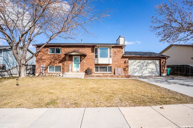 3764 W 4600 S, Roy, UT 84067 (#1726993) :: Doxey Real Estate Group