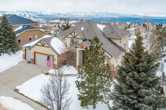 1895 E Vista Ridge Ct, Draper, UT 84020 (MLS #1726994) :: Summit Sotheby's International Realty