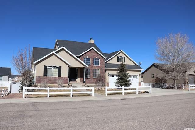 3842 W 1350 N, Cedar City, UT 84721 (#1727006) :: Big Key Real Estate