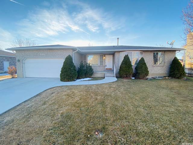 8306 S Bard Ln, West Jordan, UT 84088 (#1727014) :: C4 Real Estate Team