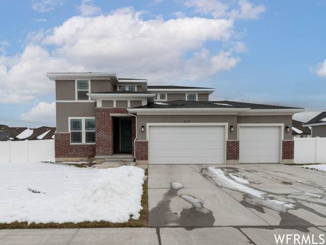 9321 S Michal Robert Ln W, West Jordan, UT 84081 (#1727026) :: C4 Real Estate Team
