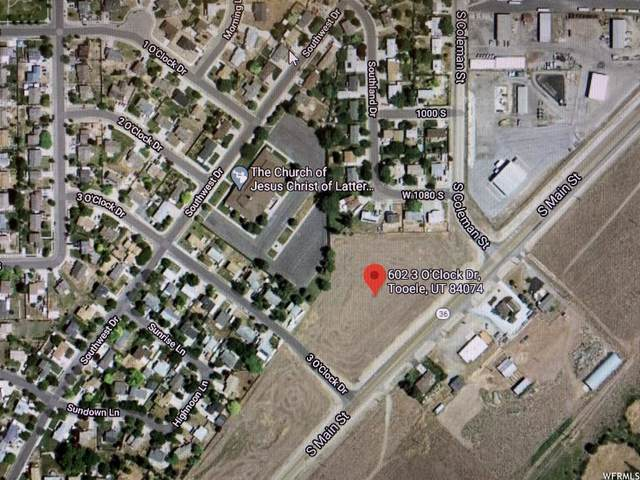 602 W 3 OCLOCK Dr #2, Tooele, UT 84074 (#1727038) :: Black Diamond Realty