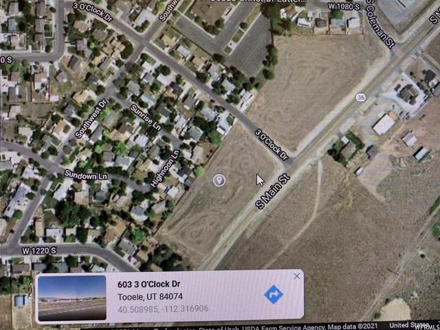 603 W 3 OCLOCK Dr #1, Tooele, UT 84074 (#1727039) :: Black Diamond Realty