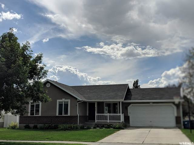 465 N 520 W, American Fork, UT 84003 (MLS #1727057) :: Summit Sotheby's International Realty