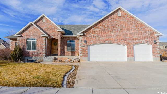 364 River Rock Rd, Spanish Fork, UT 84660 (#1727068) :: C4 Real Estate Team