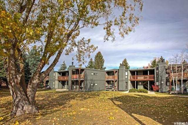 1900 Homestake Rd #5, Park City, UT 84060 (#1727073) :: RE/MAX Equity