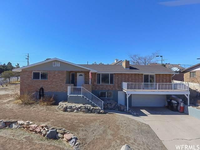 408 S Casa Loma Ln, Cedar City, UT 84720 (#1727076) :: McKay Realty