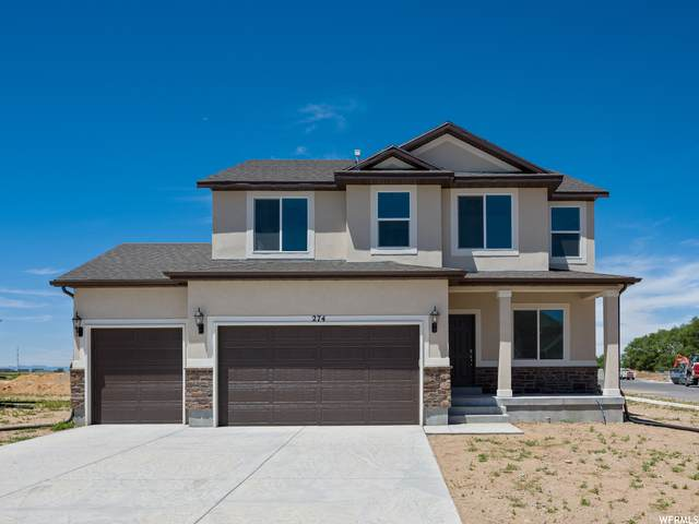 526 W 1360 N #84, Tooele, UT 84074 (MLS #1727098) :: Summit Sotheby's International Realty