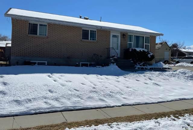 7329 W Adams Rd S, Magna, UT 84044 (MLS #1727099) :: Lawson Real Estate Team - Engel & Völkers