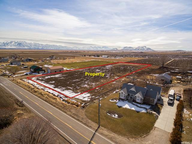 11375 W 10400 N, Tremonton, UT 84337 (MLS #1727127) :: Summit Sotheby's International Realty
