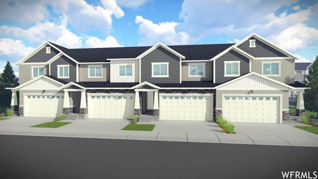 278 W 490 N #606, Vineyard, UT 84059 (#1727175) :: The Lance Group