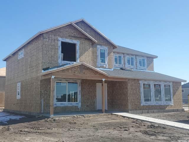 420 N 1400 W Lot 61, Springville, UT 84663 (MLS #1727184) :: Lookout Real Estate Group