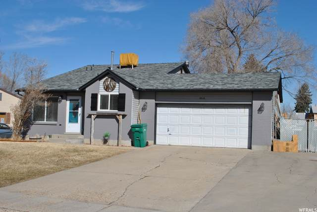 3018 W 4850 S, Roy, UT 84067 (#1727217) :: Doxey Real Estate Group