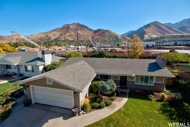 3641 S Laurelcrest Dr E, Salt Lake City, UT 84109 (#1727241) :: RE/MAX Equity