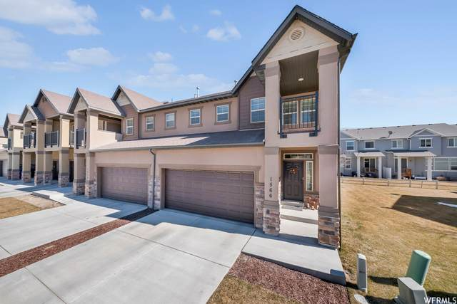 1566 N Venetian Way, Saratoga Springs, UT 84045 (#1727249) :: Livingstone Brokers