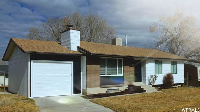 3338 W Brookhaven Dr S, Taylorsville, UT 84129 (#1727263) :: goBE Realty
