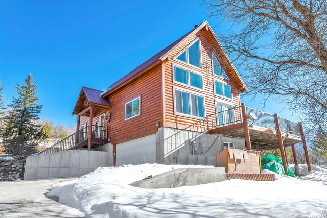 1615 S Hobble Creek Haven Rd, Springville, UT 84663 (MLS #1727272) :: Summit Sotheby's International Realty