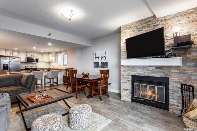 1401 Woodside Ave #109, Park City, UT 84060 (MLS #1727279) :: Summit Sotheby's International Realty