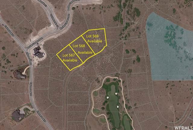 1175 N Explorer Peak Circle (Lot 567) #567, Heber City, UT 84032 (MLS #1727288) :: High Country Properties