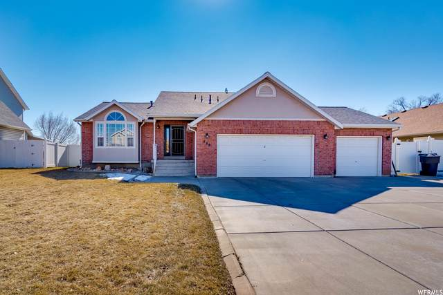 889 W 4100 S, Riverdale, UT 84405 (#1727292) :: RE/MAX Equity