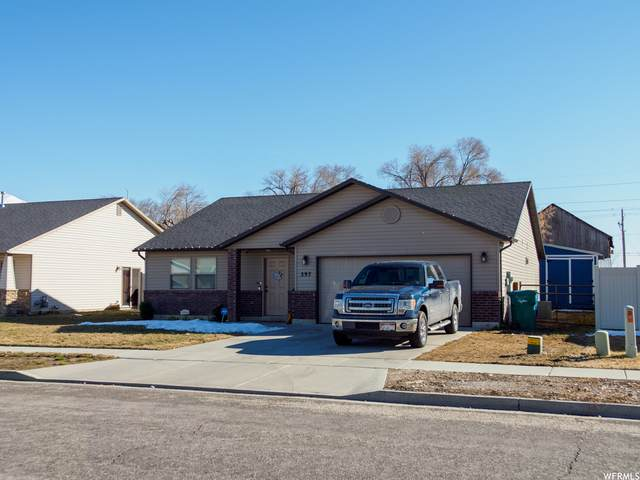 397 W Old Springs Rd, Ogden, UT 84404 (MLS #1727302) :: Summit Sotheby's International Realty