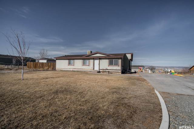 2581 E 4925 S, Vernal, UT 84078 (#1727310) :: RE/MAX Equity