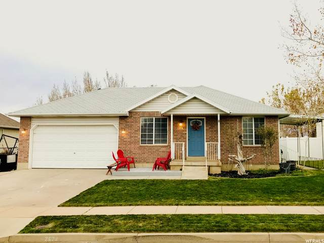 2674 W 4175 S, Roy, UT 84067 (#1727349) :: Utah Dream Properties