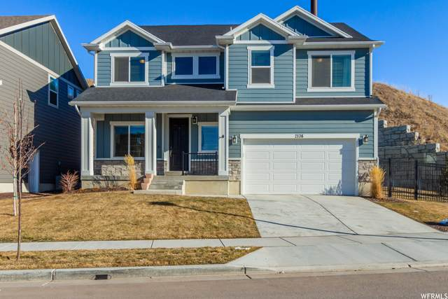 2136 W Northridge Dr, Lehi, UT 84043 (#1727359) :: The Fields Team