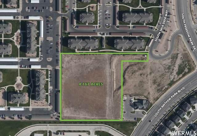 11998 S Anthem Park Blvd, Herriman, UT 84096 (MLS #1727373) :: Summit Sotheby's International Realty